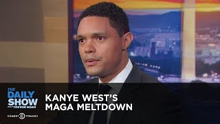 Kanye West's MAGA Meltdown - Between the Scenes | The Daily Show