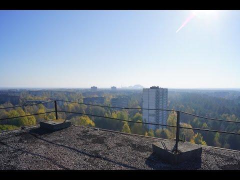 Czarnobyl: Zona w promieniach słońca