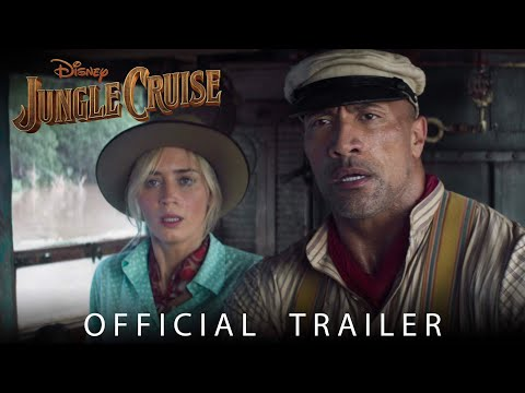 Official trailer Disney's JUNGLE CRUISE