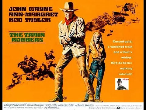 The Train Robbers (1973) Body Count