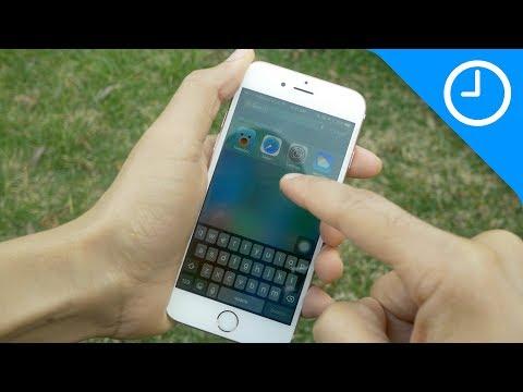 科技達人教你怎麼讓「iPhone的速度快上一倍」,完全不用思考的簡單方式只要「猾一下」就能完成!