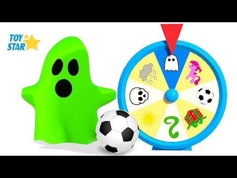New 3D Cartoon For Kids ¦ Dolly And Friends ¦ Babies Play Fortune Wheel #84