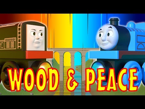 TOMICA Thomas and Friends Short 52: Wood & Peace