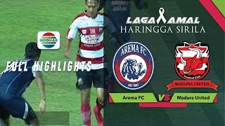 Video Arema FC (1) vs (1) Madura United - Full Highlight | Laga Amal Haringga Sirila MP3, 3GP, MP4, WEBM, AVI, FLV Oktober 2018