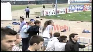 Maсови безредици в Албания
