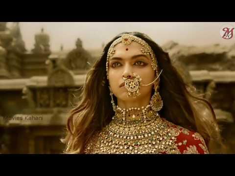 Ghoomar Video Song : Padmaavat : Deepika Padukon :  Ranveer Singh