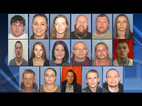 Sheriff: Several arrested in Pike Co. drug trafficking ring ran by inmate inside Ohio prison