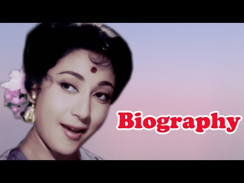 Mala Sinha - Biography