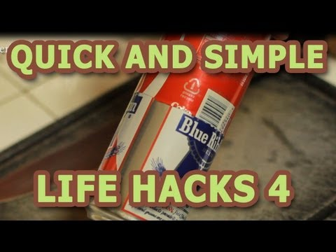 Quick And Simple Life Hacks 4