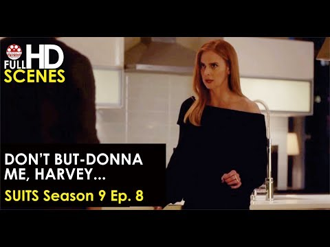 Suits Season 9 Ep. 8: Don't but-Donna me Full HD