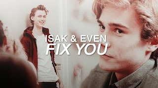 Video isak & even | fix you MP3, 3GP, MP4, WEBM, AVI, FLV Juli 2018