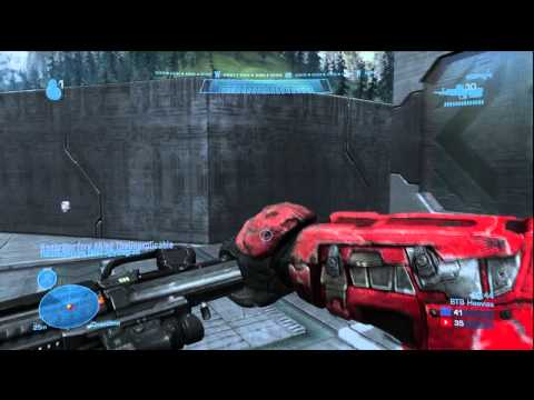 Halo Reach Multiplayer - In game 27 of my epic Big Team Battle multiplayer games, I go back into the Big Team Battle playlist for some heavies on Asphalt! In this one, I have to rele...