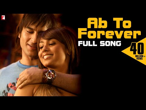 Ab To Forever | Full Song | Ta Ra Rum Pum | Saif Ali Khan, Rani Mukerji | KK, Shreya Ghoshal, Vishal