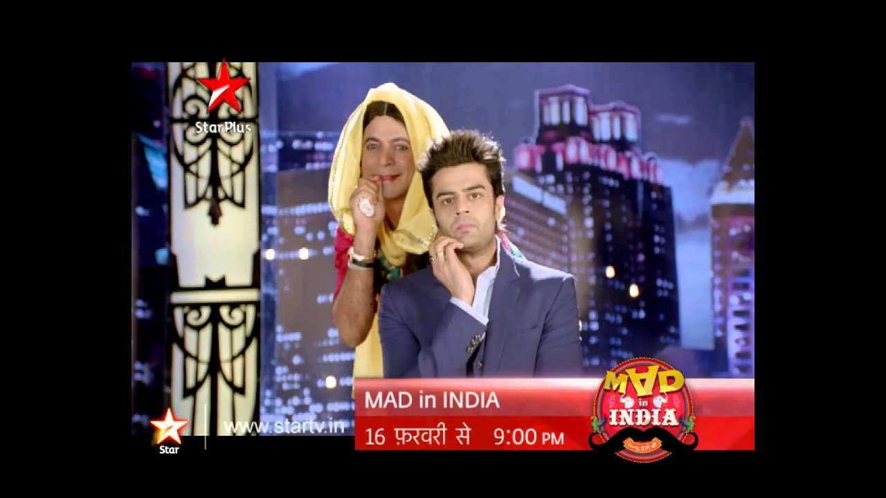 'Mad In India' – A hundred percent desi show!