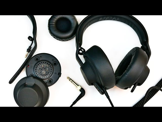 Create Your Perfect Headphones! AIAIAI TMA-2 Modular Headphones