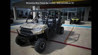 8. 2019 Polaris® Ranger Crew® XP 1000 EPS Premium