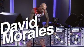 David Morales - Live @ DJSounds Show 2015