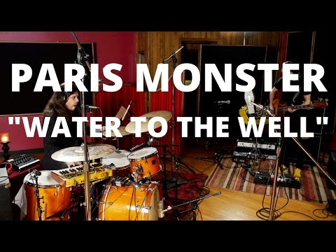 "Meinl Cymbals Josh Dion Paris Monster ""Water to the Well"""