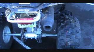7. 2007 Honda 300ex