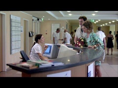 Besuch im Krankenhaus - Ladykracher
