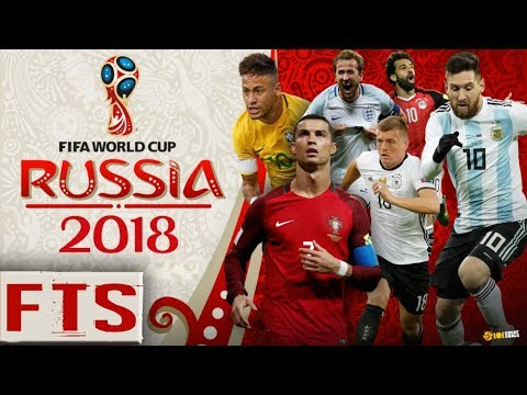 FTS WORLD CUP RUSSIA 2018 | OFFICIAL MOD BY ZENM