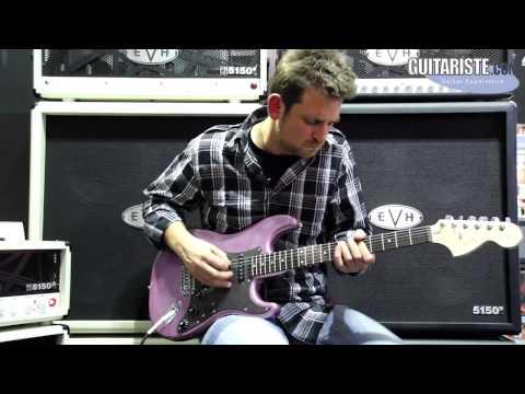 Fender Squier Affinity Stratocaster HSS RW Burgundy Mist