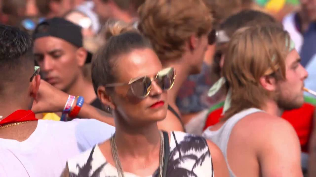 wAFF - Live @ Tomorrowland Belgium 2016