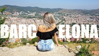 Barcelona Spain  city images : BEST CITY IN SPAIN! | Barcelona Travel Vlog - 26 Day Europe Trip Ep.4