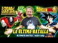La Última Batalla (Ultimate Battle) Dragon Ball Super