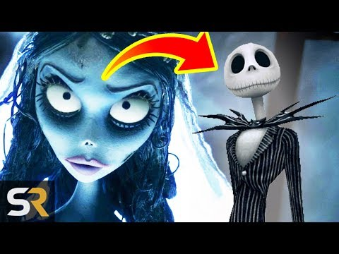 The Dark Secrets of Corpse Bride