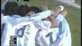 Download Video Argentina 3 Brasil 1 Eliminatorias 2006 (Resumen Completo) MP3 3GP MP4