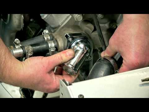 How to Install Mr. Gasket Water Necks