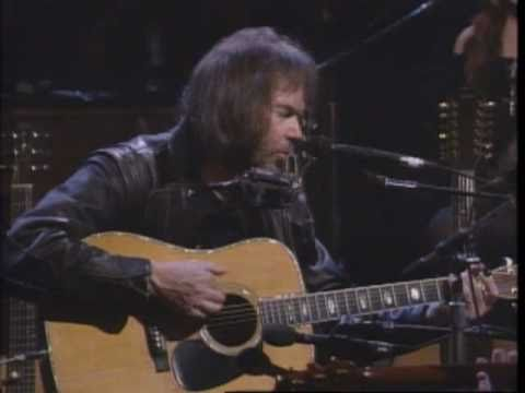 Harvest Moon (series) - Neil Young and friends on MTV Unplugged playing Harvest Moon.