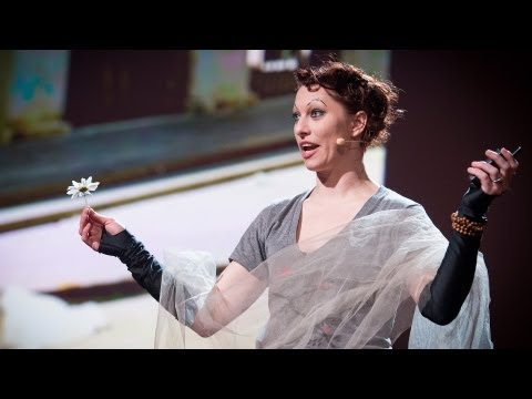 talk - Don't make people pay for music, says Amanda Palmer. Let them. In a passionate talk that begins in her days as a street performer (drop a dollar in the hat f...