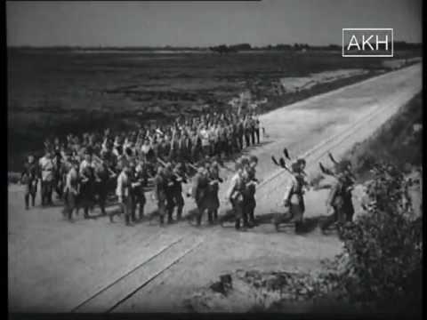 Reichsarbeitsdienst im Emsland - ab Mitte 1935 eine sechsmonatige Arbeitsdienstpflicht für jungn Männer