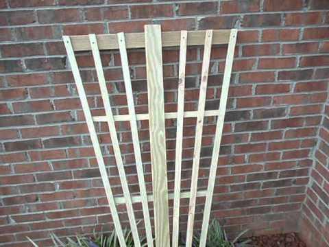 rose trellis plans free woodworking diy plan rose trellis plans plans diy free download small