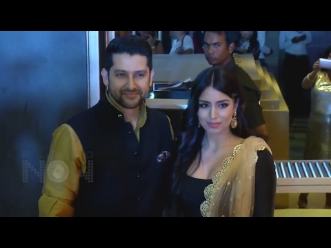 Bollywood Stars ATTEND Neil Nitin Mukesh And Rukmi