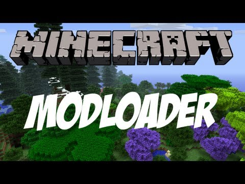 Minecraft 1.6.2 || ModLoader (Tutorial + Download)