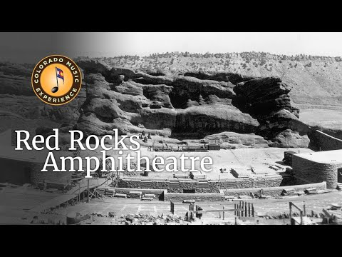 Red Rocks Amphitheatre - Colorado Music Experience