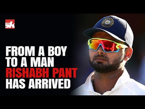From a boy to a man: Rishabh Pant, ⭐ has arrived | Story Of Rishabh Pant
