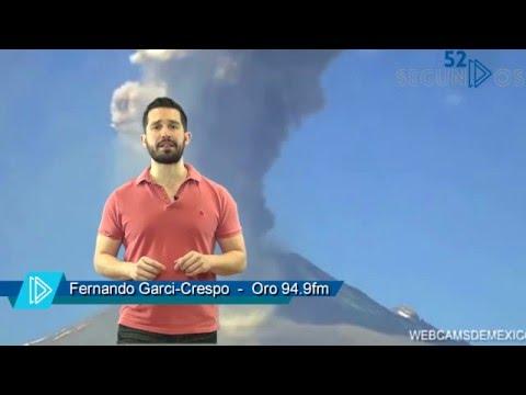 #52segundos - Actividad en Popocat�petl