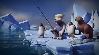 Fishing With Sam 2009 - Animated Short Film
