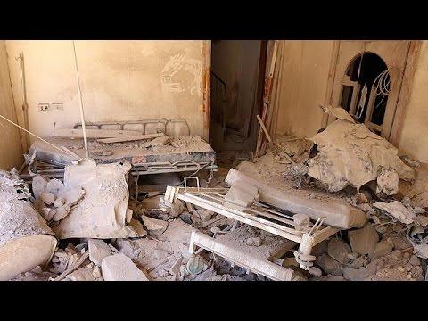 Συρία: Ισοπεδώθηκε ακόμα ένα νοσοκομείο στο Χαλέπι