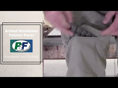 Armed Workwear Pants: Personal Organization of Hand ToolsArmed Workwear Pants: Personal Organization of Hand Tools<media:title />