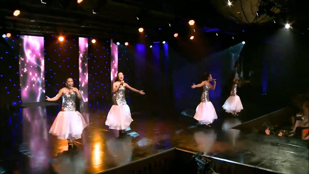 Gollayan sisters (a.k.a MICA) - Grand Champion