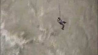 Largest rope swing in the world!!!