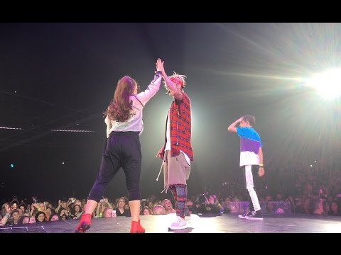Justin Bieber Purpose Tour Children - Izzy Burton