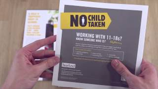 What's inside a No Child Taken resources pack?