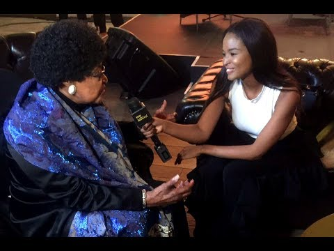 Swati Mandela debuts her designer collection