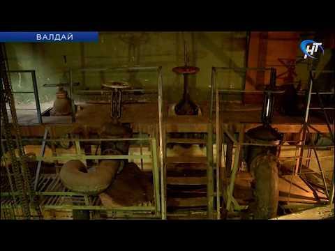 На восстановление Валдайского коллектора будет выделена часть федеральных субсидий